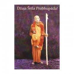 Džaj Šríla Prabhupáda