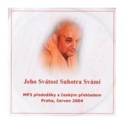 Přednášky Suhotry Svámího