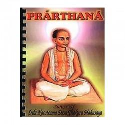 Prarthana. Songs of Srila...