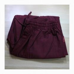 Pánské kalhoty jednobarevné