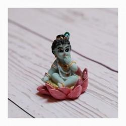 Krišna na lotosu