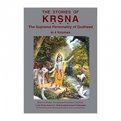 The Stories Of Krsna (In 4...
