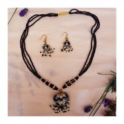 Set - naušnice a náhrdelník