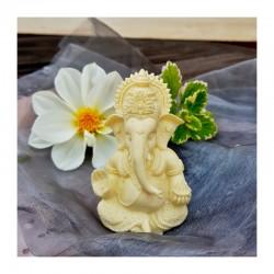 Ganesh na trůnu