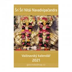 Vaišnavský kalendář 2021