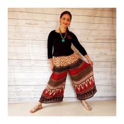 Kalhoty indické