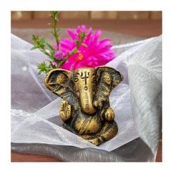 Ganesh - mosaz