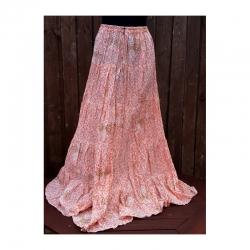 Kanýrová sukně - delší