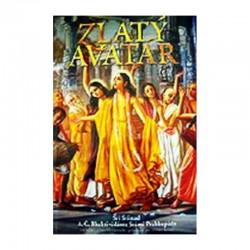 Zlatý Avatár (tvrdá vazba)